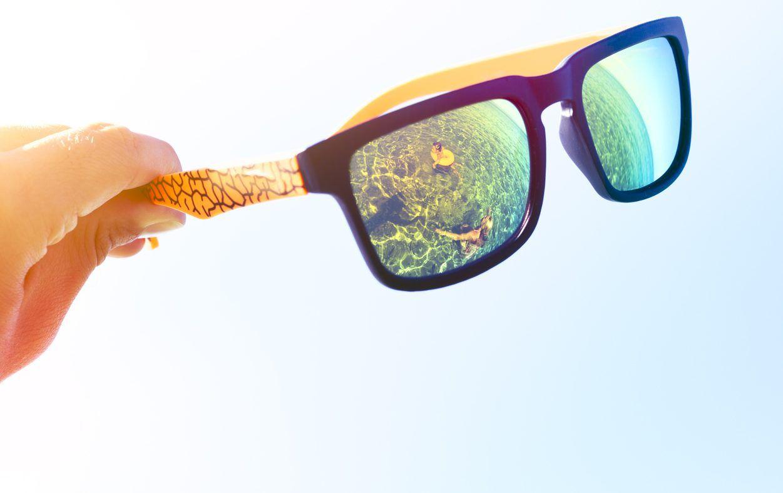 Zonnebrillen bedrukken voor je eigen design bril
