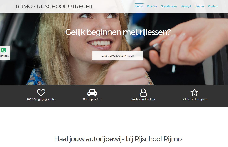 rijmo homepage banner