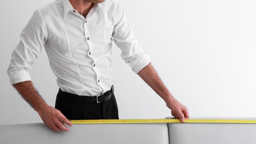 Mouwlengte-7 overhemden voor de lange man